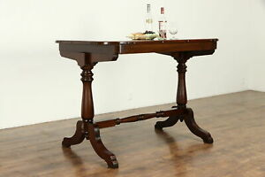 Casino Game Table Stand Up Desk Kitchen Island Wine Cheese Table 31114