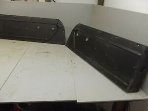 1955 1959 Chevrolet Truck Door Panels 1958 Chevy 1956 1957 3100 Task Force Era