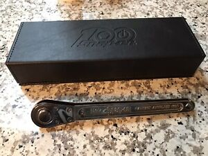 Snap On Tools Limited Edition 100th Anniversary No 7 Ratchet Collectors Case