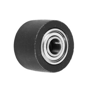 20x520mm Disc Home Air Belt Sander Pulley Wheel Replacement Steel Easy Install