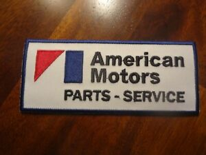 New Amc American Motors Amx Javelin Gremlin Rebel Parts And Service Patch
