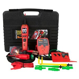 Power Probe 4 Master Combo Kit Circuit Tester With Carrying Case Ppkit04