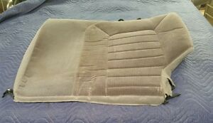 Rear Seat Backrest Actual Item 1996 1998 Jeep Grand Cherokee Drivers Side 1275