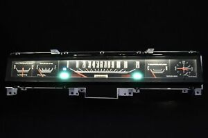 1968 69 70 Plymouth Road Runner Charger Dash Cluster gauges Clock Option