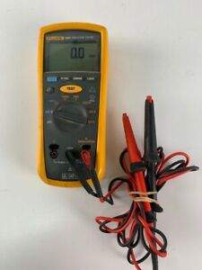 Fluke 1507 Insulation Tester Multimeter mee cmr ppj018539