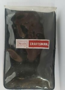 Nos Sears Craftsman Open End Ignition Wrench Set Super Tuff Polished