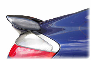 Carbon Boot High Kick Wing Extension For Porsche 911 996 Turbo