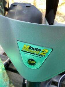 Fisher Plows Headgear With Motor 75500