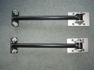 Sunbeam Tiger Lat 6 Bolt On Traction Master Traction Bars New