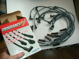 Universal Sbc Small Block Chevy Spark Plug Wires Hei 8mm Usa 305 400 350 327