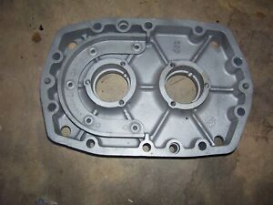 Blower Supercharger 871 671 471 Bearing Plate Nice Clean Front Used Stock Gmc