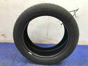 a Goodyear Eagle 245 45r18 Tire Datecode 3219 8 9 32nds Tread