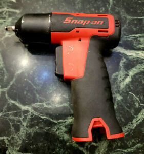 Snap On Red Ct725 14 4v Lithium Ion Battery Operated 1 4 Impact Gun Wrench