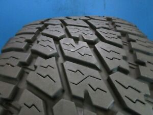 Used Nitto A t Terra Grappler G2 Lt295 65 20 12 13 32 High Trd No Patch 10xl