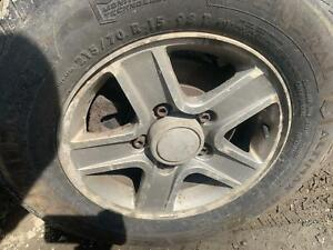Oem 15 Inch Alloy 5 Spoke Wheel Chevy Geo Tracker 02 03 04