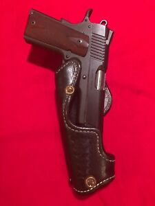 Ernie Hill Fastrac Angleloc RH 1911 6quot; Competition Holster $75.00