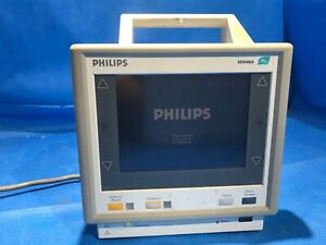 Philips Healthcare M3046a Patient Monitor