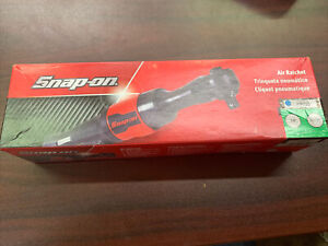 new Snap On 3 8 Drive Super duty Green Air Ratchet Ptr72g