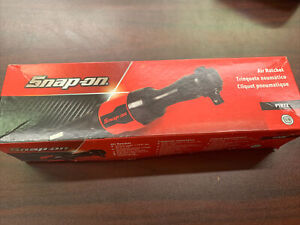 New Snap On 3 8 Drive Super Duty Air Ratchet Ptr72 Red