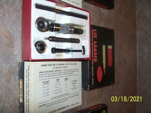 Vintage Lee Loader 41 Rem Mag Complete Set $86.00