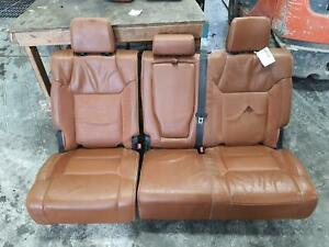 2014 2019 Toyota Tundra 2nd Seat Rear Seat 1794 Edition Split Bench Leather
