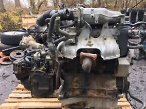 Vw Jetta 2 0 Engine Complete Runner 60 000 Miles