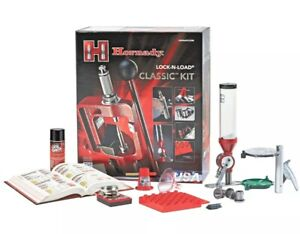 Hornady Lock N Load Classic Single Stage Centerfire Reloading Kit 085003 $595.00