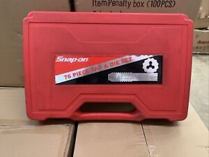 Snap On Td9902 Tap And Die Case Only