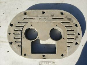 Nos Mike Kuhl Magnesium Rear Bearing Plate For Blower Supercharger 671 871 1471