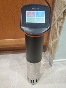 Anova Sous Vide Immersion Circulator Asvpipe1 2 B00gt753w8 Tested Works