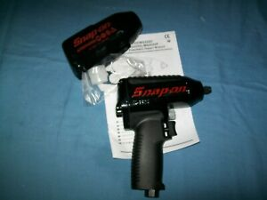 New Snap On 3 8 Drive Super Duty Magnesium Air Impact Wrench Mg325bk