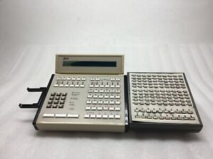 At t 302a Dcp Type Attendant Console Telephone System With 26c Extension Module