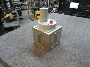 Waveguide Switch Cube Wr284 Wr 284 2 60 3 95 Ghz 72mm X 34mm