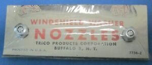 Nos Trico Windshield Washer Nozzles