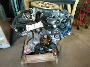 2016 2017 Nissan Titan Xd Engine 5 0l Vin B 4th Digit Diesel 16 17 18h0872