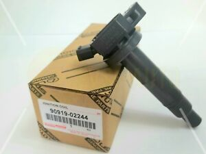Toyota Parts Ignition Coil 90919 02244 Denso 673 1307 Oem 9091902244 90919 02266