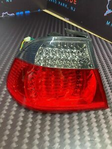 Bmw E46 M3 01 03 Coupe Tail Light Lamp Left Driver Eagle Eyes