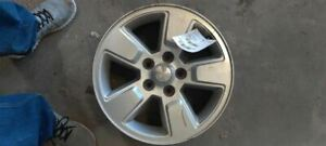 Wheel 16x7 Alloy Painted Silver Fits 08 12 Liberty 376737