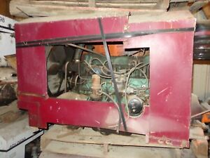 Ford 300 4 9l Industrial Engine Power Unit With Funk Pto