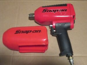 Snap On 3 4 Drive Pneumatic Impact Gun Wrench Mg1250