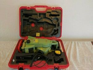 Leica Tcr803 Ultra Prismless Total Station Theodolite