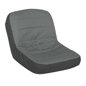 Classic Accessories Deluxe Tractor Seat Cover Fits Seats 16 5 18 h Large
