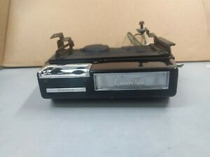 Cadillac 8 Track Under Dash Player 95ct412 1969 Eldorado Deville