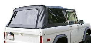 Rampage 98501 Complete Soft Top Kit Fits 80 91 Bronco