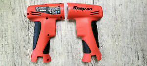 Snap On Cts561 3 8 Orange Body Shell Cordless Impact Wrench Screwdriver 7 2v