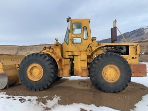 Cat 980 Front End Wheel Loader