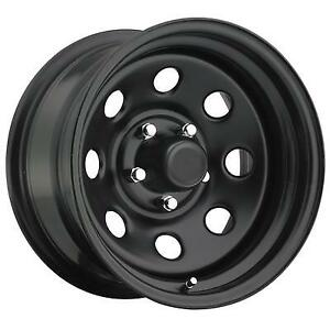 Pro Comp Wheels Rock Crawler Series 97 15x10 5 On 4 5 Black 97 5165f