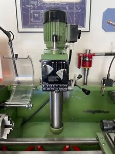 Emco Fb2 Milling Machine head For Super 11 Lathe