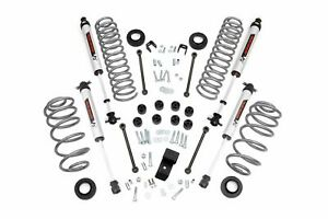 Rough Country 3 25 V2 Lift Kit For 1997 2002 Jeep Wrangler Tj 6cyl 64270