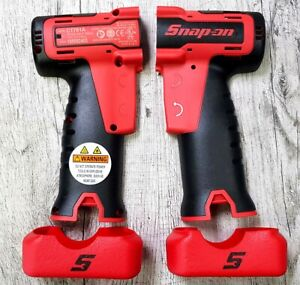 Reboot Snap On Red Gun Ct761a 3 8 Impact Driver 14v Replacement Body 2 Boots